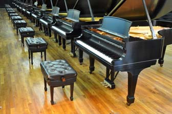 Concert Pianos Showroom II